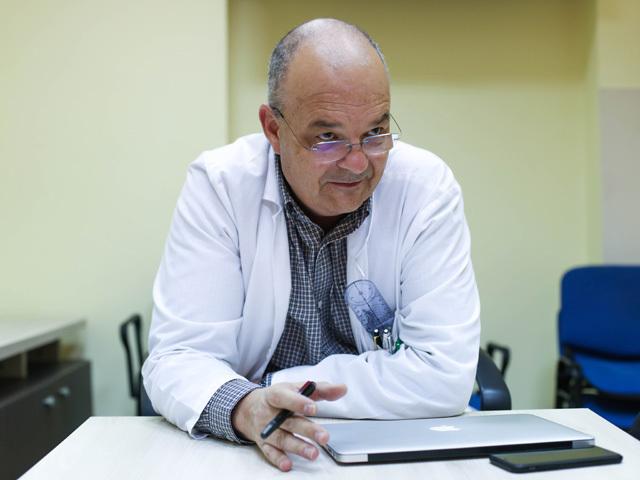 Conf. Dr. Alexandru Ulici