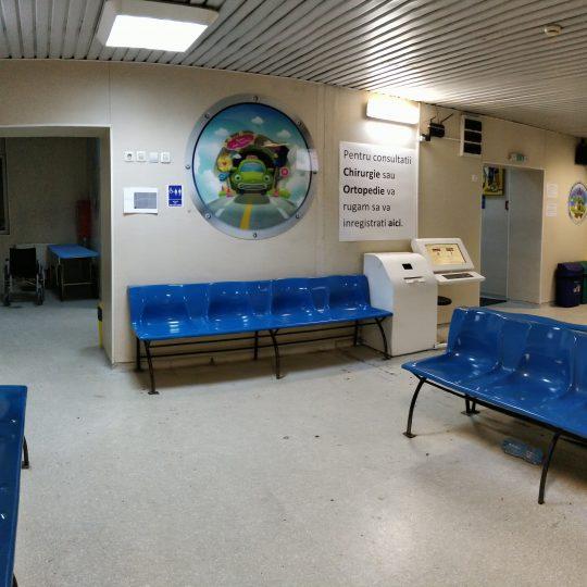 Camera de garda Ortopedie Pediatrica