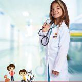 Echipamente de protectie si teste RT-PCRT pentru cadrele medicale din Spitalul Grigore Alexandrescu